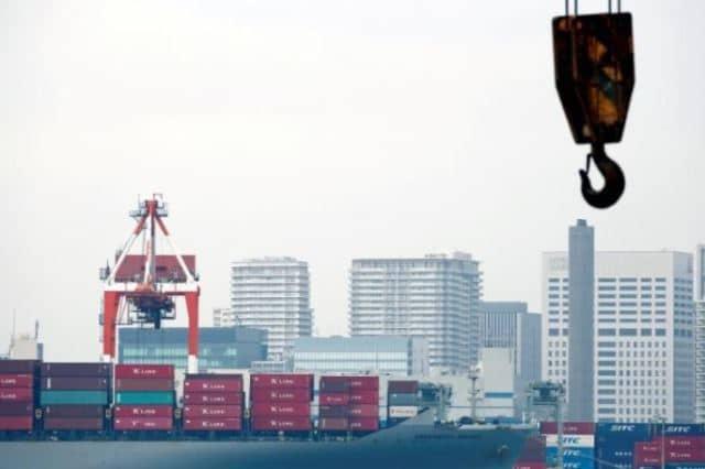 日本維持經濟逐漸回升看法