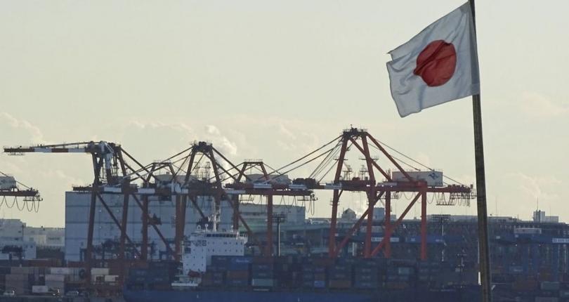 日本2月貿易順差 出口僅增1.8%