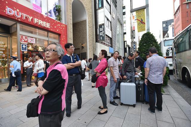 日本零售業有排玩?