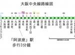 J9075 大阪中央線